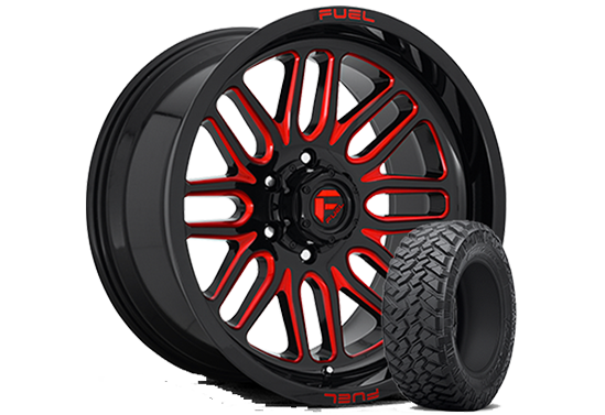 wheel and tires packages